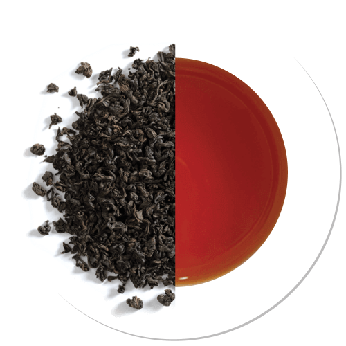 Black tea PEKOE