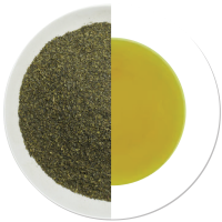 Green tea Fainning